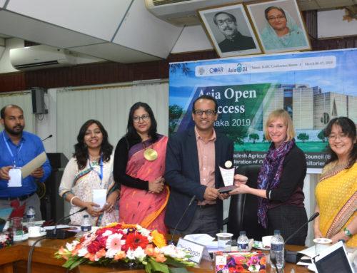 Asia OA 2019 Meeting in Dhaka, Bangladesh