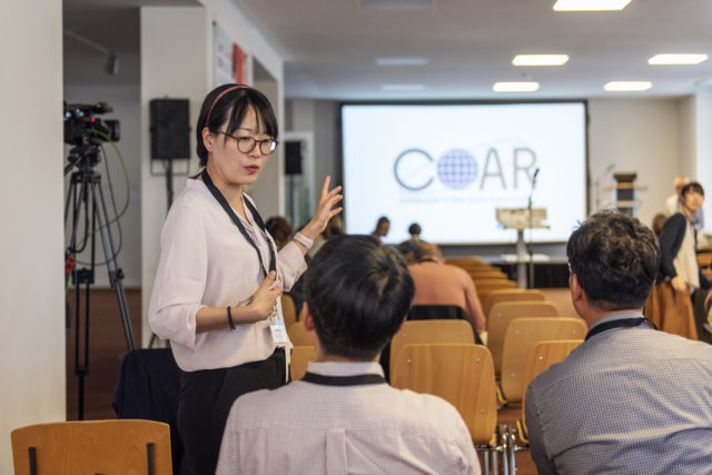 COAR Annual Meeting 2018