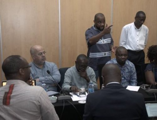 Report from the African LIBSENSE 3 Workshop